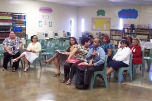27 de marzo de 2009 - Supervisores y maestros