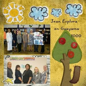 Jean explora Guayama 1000